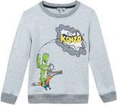 Kenzo Boys Cartoon Cactus Sweatshirt