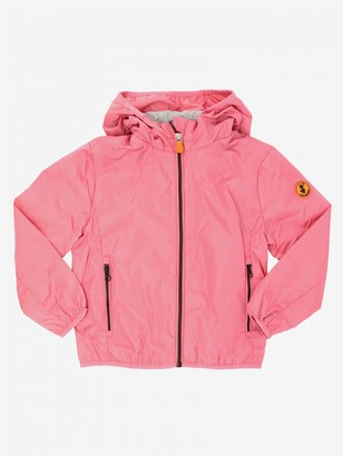 Save The Duck Jacket With Hood And Zip