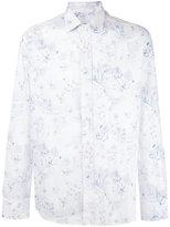 Etro floral print shirt - men - Cotton - 39