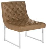 Safavieh Hadley Tufted Armless Chair