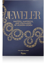 Rizzoli Jeweler: Masters, Mavericks, and Visionaries of Modern Design