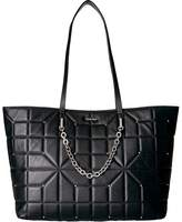 Calvin Klein Hera Stud Tote Tote Handbags