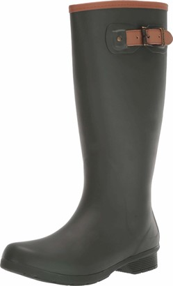 Chooka Women's City Solid Tall Boot Rain