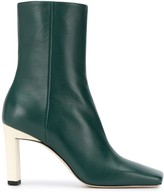 Thumbnail for your product : Wandler Isa 85mm leather boots