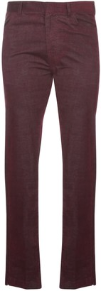Ann Demeulemeester Cotton Stretch Skinny Jeans