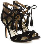 Sam Edelman Azela Suede Stiletto Sandals