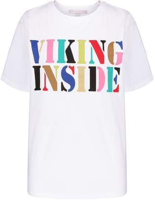 Vanessa Bruno Minta t-shirt Viking Inside