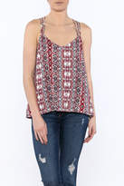 BB Dakota Boho Sleeveless Top
