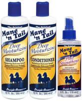 Mane 'N Tail Mane 'n Tail Deep Moisturizing Hair Strengthening 3 Pack Kit