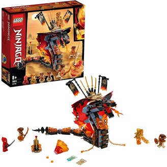 Lego 70674 Fire Fang Snake Toy for Kids