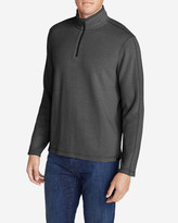 Eddie Bauer Men's Kachess 1/4-Zip Mock Pullover