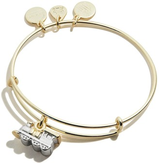Alex and Ani Charity by Design Train Bangle Bracelet