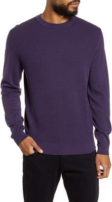 BOSS HUGO Bospon Regular Fit Wool Blend Sweater