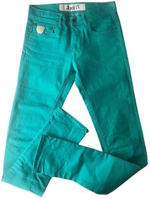 April 77 Cotton - elasthane Jeans for Women