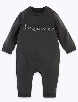 Marks and Spencer Cotton Rich Dreamer All in One