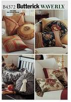 Butterick Sewing Pattern B4372 Easy To Do Pillows