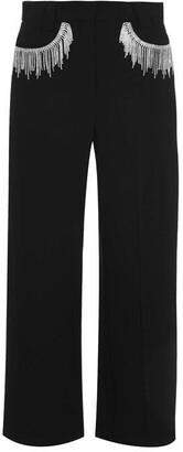 Marella Papilla Black Trousers