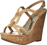 Carlos by Carlos Santana Women's Barby Wedge Pump