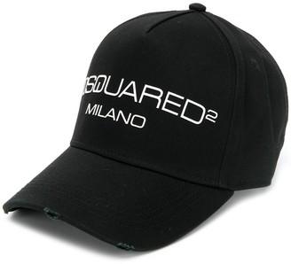 DSQUARED2 Milano baseball cap