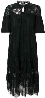 McQ floral lace dress