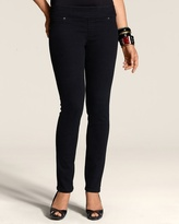 Chico's So Slimming By Black Jegging
