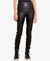 Lauren Ralph Lauren Petite Faux-Leather Legging