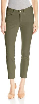 NYDJ Women's Petite Size Alina Convertible Skinny Ankle Jeans