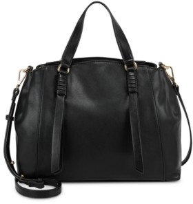 INC International Concepts Inc Elliah Satchel, Created for Macy's