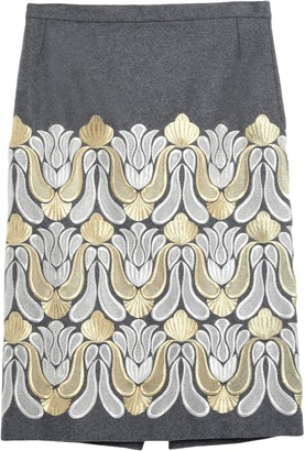 Dries Van Noten 3/4 length skirts