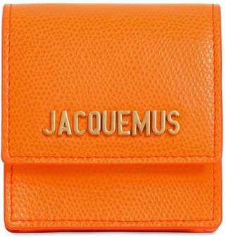 Jacquemus LE SAC BRACELET GRAINED LEATHER BAG