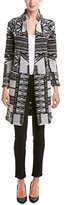 Custo Barcelona Women's Print Coat