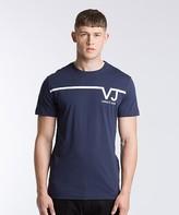 Versace Line Small Logo T-Shirt