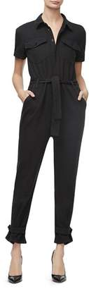 Good American Belted Jumpsuit