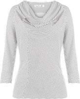 Damsel in a Dress Mini Dot Top