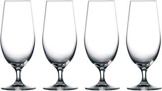 Waterford Wedgwood Marquis Moments 4-Piece Beer Glass Set