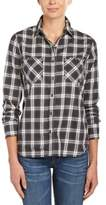 True Religion Plaid Utility Shirt.