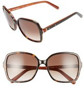 Bobbi Brown 'The Alice' 57mm Sunglasses