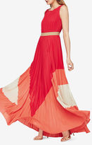 BCBGMAXAZRIA Charlotte Color-Blocked Gown