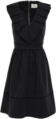 Kate Spade Stretch-cotton Mini Dress