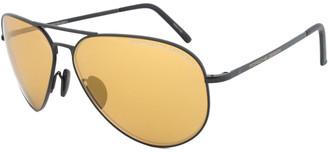 Porsche Design Unisex P8508 I 62Mm Sunglasses