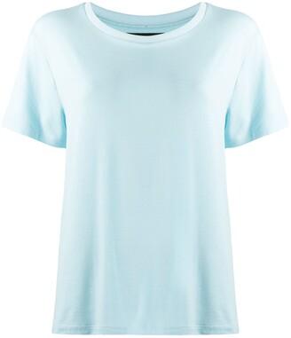 Styland basic plain T-shirt