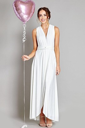 Linzi In One Clothing Multiway Wrap Maxi Dress
