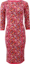 Michael Kors Floral Knit Dress
