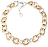 Lauren Ralph Lauren 14K Gold-Plated Small Linked Necklace