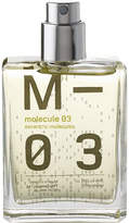 Escentric Molecules Molecule 03 eau de toilette travel case 30ml