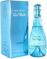 Davidoff COOLWATER 3.4 Deodorant spray for Women