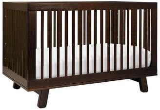 Pottery Barn Kids Babyletto Hudson 3-in-1 Crib, Black , Standard UPS Delivery