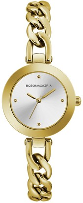BCBGMAXAZRIA Women's Hamilton Bracelet Watch, 30.5mm