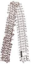 Marc Jacobs Sequin Neck Scarf