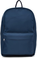 A.P.C. Blue Arthur Backpack